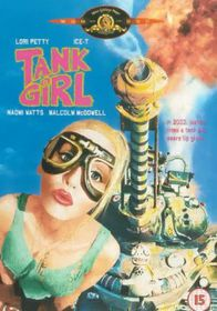 Tank Girl - (Import DVD)
