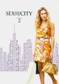 Sex and the City:Comp Ssn2 - (Region 1 Import DVD)