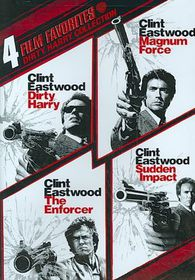 4 Film Favorites:Dirty Harry Collecti - (Region 1 Import DVD)
