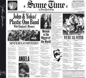 Lennon, John - Sometime In New York City - Reissue (CD)