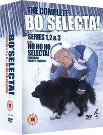 Bo Selecta - Series 1-3 - (Import DVD)