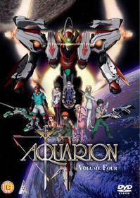 Aquarion - Vol. 4 - (Import DVD)