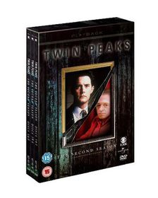 Twin Peaks - Series 2 - (Import DVD)