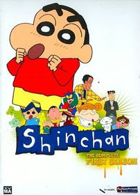 Shin Chan:Season 1 - (Region 1 Import DVD)