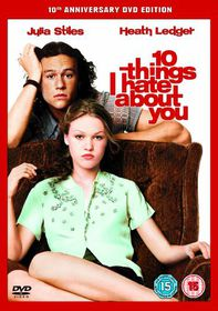 10 Things I Hate About You (10th Anniversary Edition) - (Import DVD)
