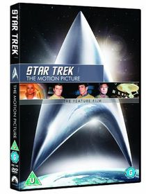 Star Trek 1: The Motion Picture (Remastered) - (Import DVD)