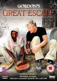 Gordon Ramsay's Great Escape: India - (Import DVD)