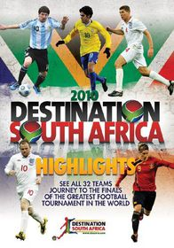 Destination South Africa 2010 - Highlights - (Import DVD)