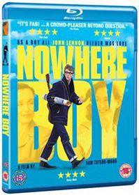 Nowhere Boy - (Import Blu-ray Disc)