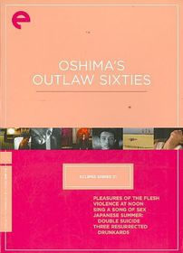Eclipse 21:Oshima?S Outlaw Sixties - (Region 1 Import DVD)