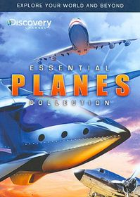 Discovery Essential Planes Collection - (Region 1 Import DVD)