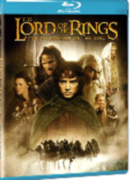 Lord Of The Rings: The Fellowship Of The Ring (Blu-ray)
