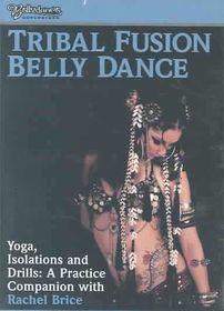 Rachel Brice - Yoga Isolations & Drills for Bellydance - (Region 1 Import DVD)