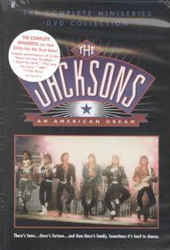 Jacksons:a American Dream - (Region 1 Import DVD)