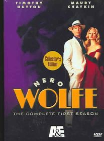 Nero Wolfe Season 1 - (Region 1 Import DVD)
