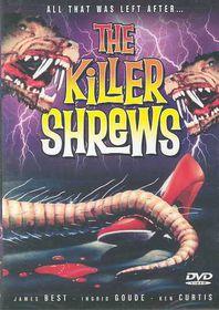 Killer Shrews - (Region 1 Import DVD)