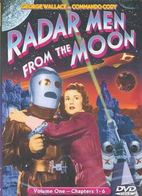 Radar Men from the Moon Volume 1 - (Region 1 Import DVD)