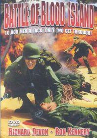 Battle of Blood Island - (Region 1 Import DVD)
