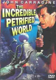 Incredible Petrified World - (Region 1 Import DVD)
