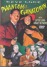 Phantom of Chinatown - (Region 1 Import DVD)