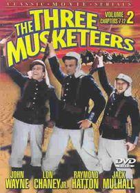 Three Musketeers Volume 2 - (Region 1 Import DVD)