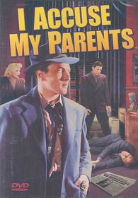 I Accuse My Parents - (Region 1 Import DVD)