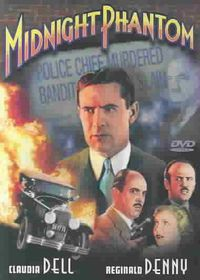 Midnight Phantom - (Region 1 Import DVD)