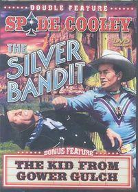 Silver Bandit/Kid from Glower - (Region 1 Import DVD)