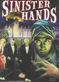 Sinister Hands - (Region 1 Import DVD)