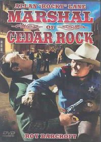 Marshall of Cedar Rock - (Region 1 Import DVD)