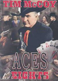 Aces and Eights - (Region 1 Import DVD)