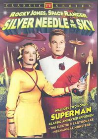 Silver Needle in the Sky:Rocky Jones - (Region 1 Import DVD)