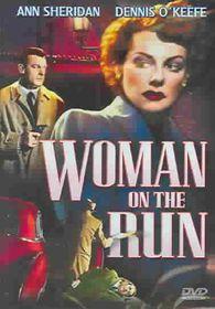 Woman on the Run - (Region 1 Import DVD)