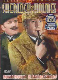 Sherlock Holmes:Vol 7 Classic TV - (Region 1 Import DVD)