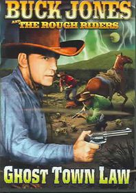 Ghost Town Law - (Region 1 Import DVD)
