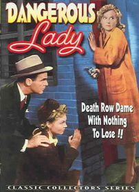 Dangerous Lady - (Region 1 Import DVD)