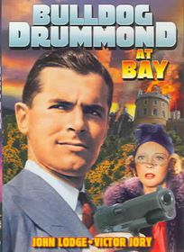 Bulldog Drummond at Bay - (Region 1 Import DVD)