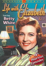 Life with Elizabeth - (Region 1 Import DVD)