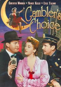 Gambler's Choice - (Region 1 Import DVD)