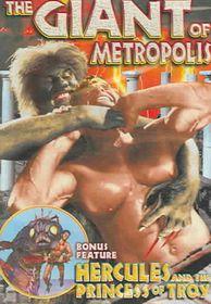 Giant Of Metropolis/Hercules & The Princess Of Troy - (Region 1 Import DVD)