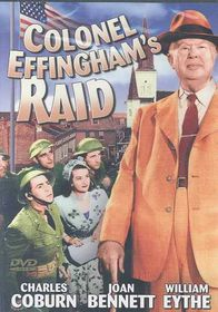 Colonel Effingham's Raid - (Region 1 Import DVD)