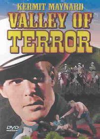 Valley of Terror - (Region 1 Import DVD)