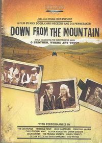Down from the Mountain - (Region 1 Import DVD)