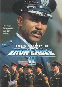 Iron Eagle II - (Region 1 Import DVD)