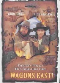 Wagons East - (Region 1 Import DVD)