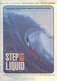 Step into Liquid - (Region 1 Import DVD)