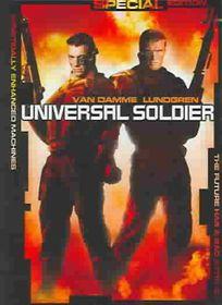 Universal Soldier:Special Edition - (Region 1 Import DVD)