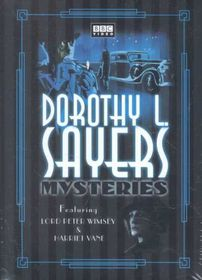 Dorothy L Sayers Mysteries 3pk Set - (Region 1 Import DVD)