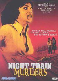 Night Train Murders - (Region 1 Import DVD)