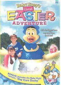 Baby Huey's Great Easter Adventure - (Region 1 Import DVD)